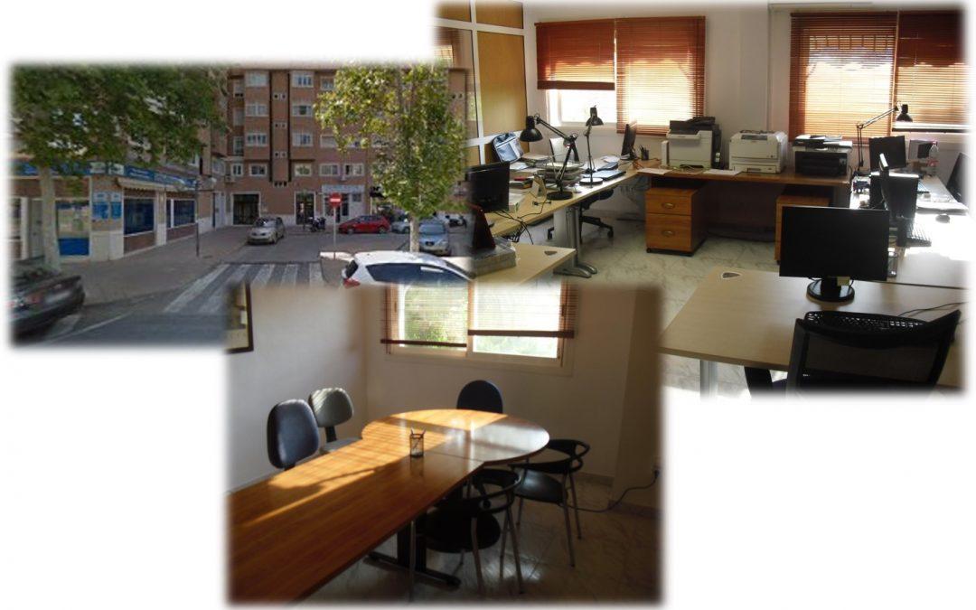 Comenzamos 2019 con nuevos proyectos, ampliando el equipo y abriendo un nuevo despacho en Murcia.