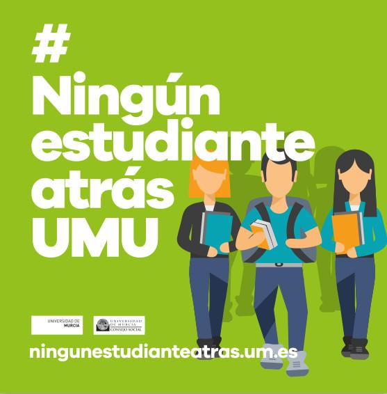 Apoyamos la campaña #NingúnestudianteatrásUMU