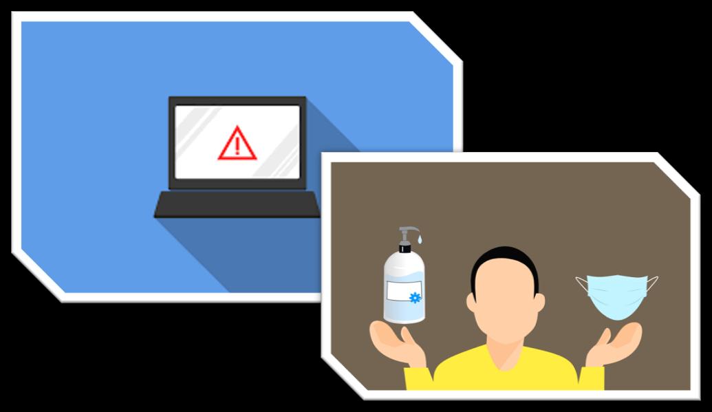 Retomamos la actividad postvacacional manteniendo medidas sanitarias y tras una importante inversión en seguridad informática