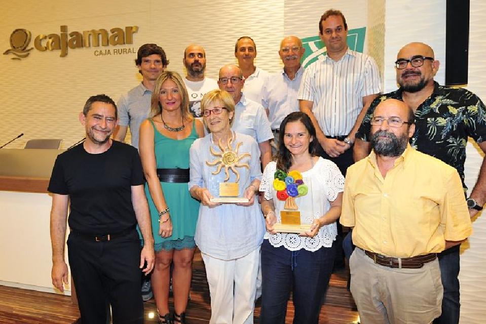 Acompañamos al Colegio de Biólogos en la entrega anual de sus premios de medio ambiente