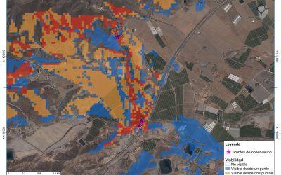 Elaboramos estudios de paisaje para distintas instalaciones en la Región de Murcia